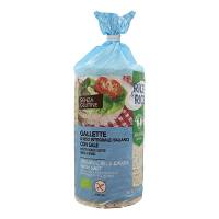 RICE & RICE Gallette di Riso con Sale 100 g